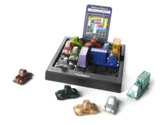 Rush Hour Deluxe Logic Game