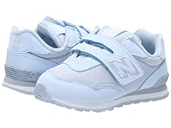 New Balance Kids' 515v1 Hook and Loop Sneaker