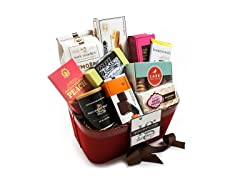 Ultimate Sweet Cravings Gift Basket