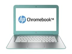 "HP 14"" Dual-Core Chromebook w/Free 4G"