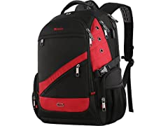 Matein 17 Inch Laptop Backpack, Red