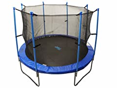 10 Ft. Trampoline & Enclosure Set