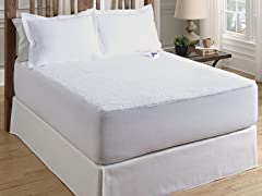 Sherpa Warming Mattress Pad -5 Sizes