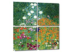 Farm Garden - Klimt (2 Sizes)