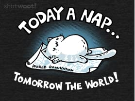 Today, a Nap!