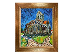 Van Gogh - Church at Auvers