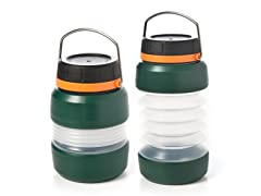 Stanley Collapsible Bottle 24oz, 2 Pack
