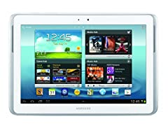 "Samsung Galaxy Note 10.1"" Tablet - White"