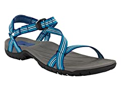 Women's Zirra Sandals - Algiers Blue