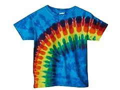 Kids Tee - Rainbow (6-8)