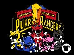 Purrr Rangers