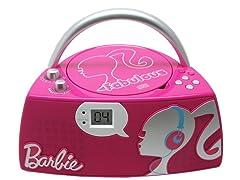 Barbie GlamTastic Boombox- Pink