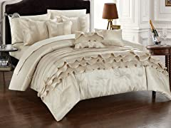 Chic Home Denver 10-Piece Comforter Set