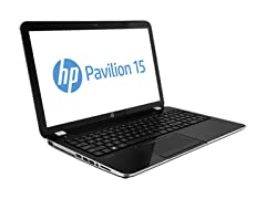 "HP 15.6"" Dual-Core i5 Laptop"