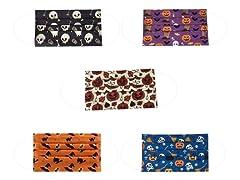 Halloween Disposable 3-Ply Masks 50Pk