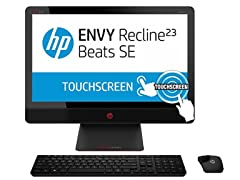 "HP ENVY Recline 23"" Beats SE AIO Desktop"