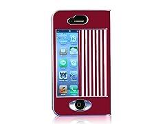 SpiritSlider iPhone 4/4S Slider Case - Maroon