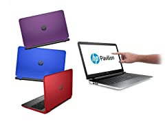 "HP Pavilion 17"" Intel Touchscreen Laptops"