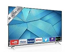"""VIZIO 50"""" 4K UHD Full-Array LED Smart TV"""