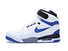 Air Revolution - White/Blue