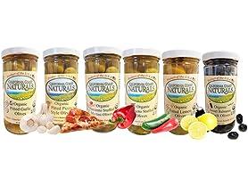 CA Coast Naturals Olive Sampler (6)