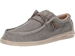 Hey Dude Men's Wally Stretch Loafer