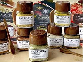 Saltopia Holiday Gift Sets
