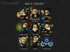 World Of ScienceCraft
