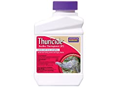 Bonide Products Thuricide BT Insect Killer, 16-Ounce