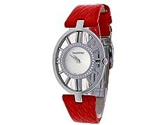 "Valentino""Vanity""  Timepiece, 42 Diamonds"