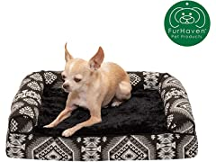 Furhaven Southwest Orthopedic Pet Bed