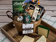 Irish Classic Gift Basket