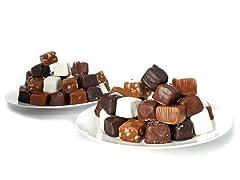 The Candy Basket Caramel Assortment-2lbs