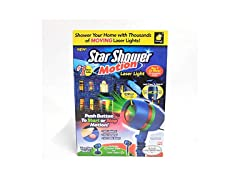 Star Shower As Seen on TV Star Projector