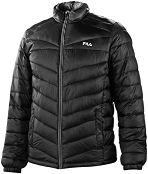 Fila LM153PD8 Men's Chevron Jacket