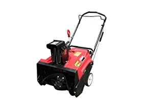 "Warrior 20"" Gas Snow Blower"