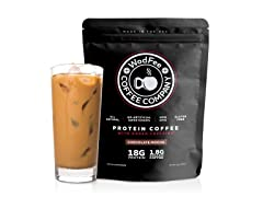 WodFee Protein Coffee-Chocolate Mocha 37 Servings