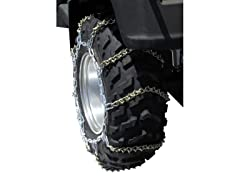 ATV Oversized V-Bar Tire Chains, Size D