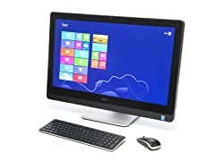 "Dell XPS 27"" QHD Touchscreen Core i7 AIO w/ Blu-ray"