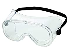 Clear Safety Goggles (Pack of 200)