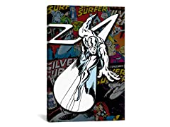 Silver Surfer Covers Collage