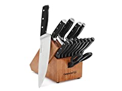 Calphalon Self-Sharpening 15-Piece Knife Block Set