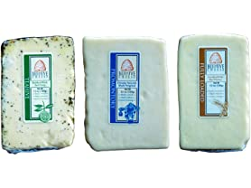 3 Pk BeeHive Holiday Cheese Sampler