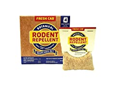 Fresh Cab Botanical Rodent Repellent- 12 or 24pk