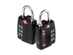Forge TSA Locks 2 Pack