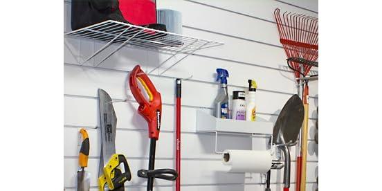 Martha Stewart Living Garage Organization