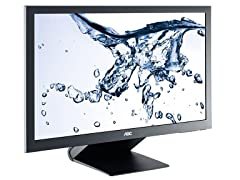 "23.6"" 1080p Ultra-Slim LED Monitor"