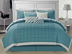 Rhodes 8Pc Set-Aqua-2 Sizes