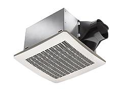 Delta Exhaust Fan w Humidity Sensor - Your Choice