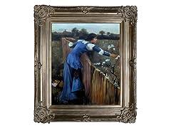 Waterhouse - The Flower Picker